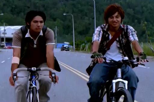 腳踏車的祝福
