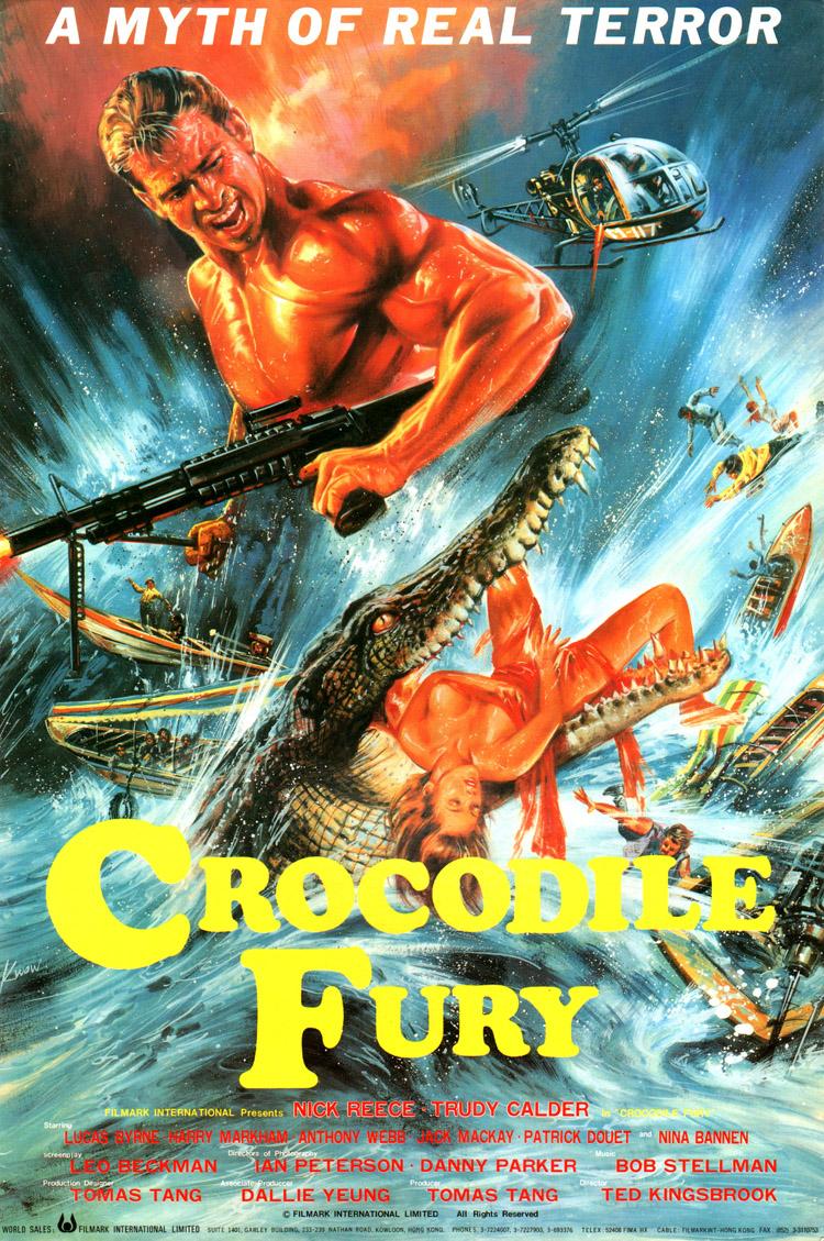 Crocodile Fury